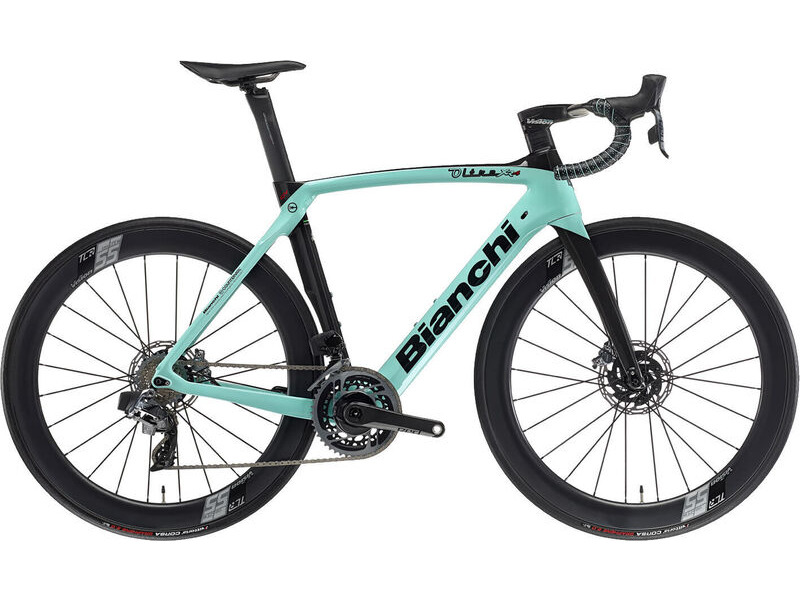 Bianchi Oltre XR4 Disc - Red eTap AXS click to zoom image