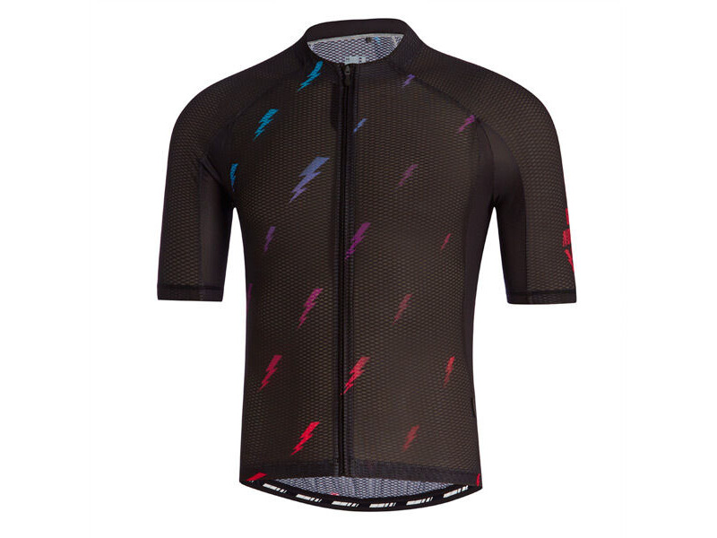 Madison Turbo men's short sleeve jersey, acid bolts click to zoom image